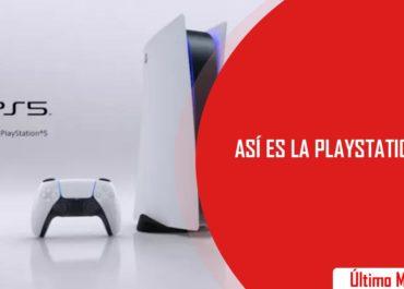 asi es la playstation 5