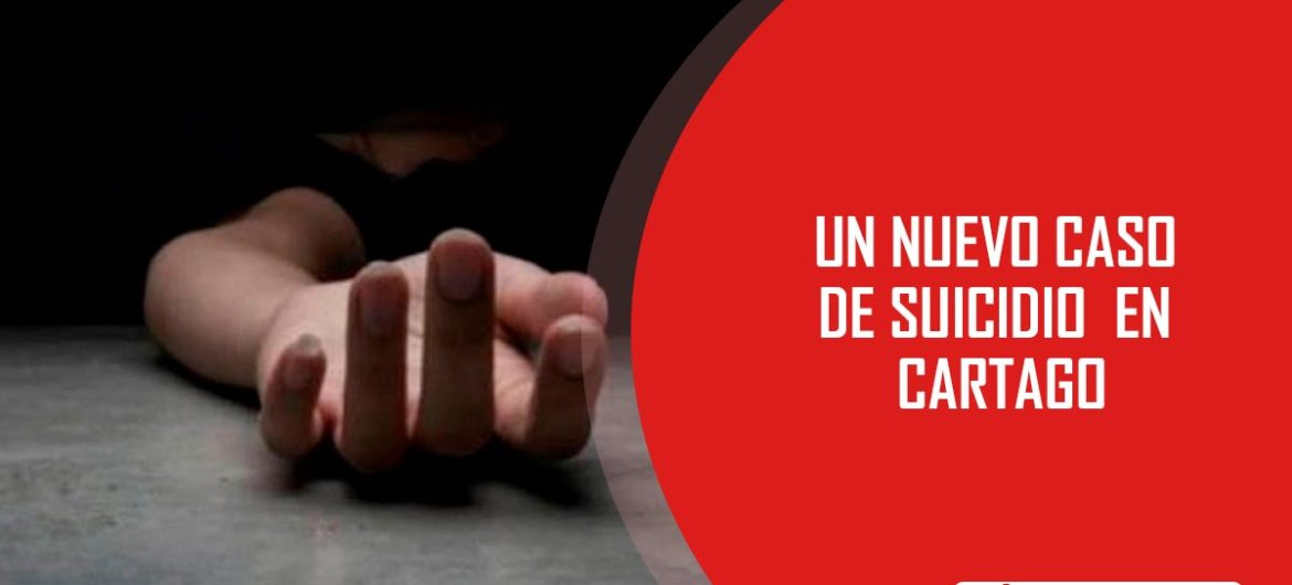 suicidio en cartago
