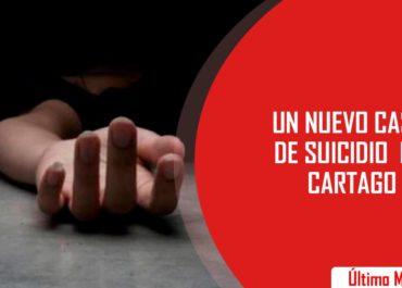suicidio en cartago